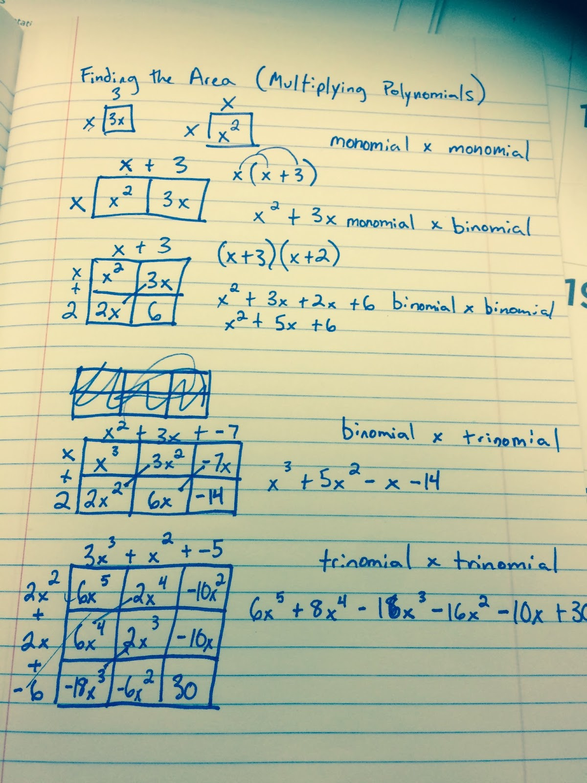 53 Adding And Subtracting Polynomials Worksheet Answers