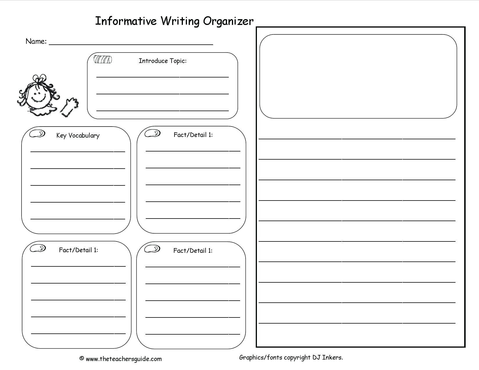 5th Grade Writing Prompts Worksheets Benhargraveclub