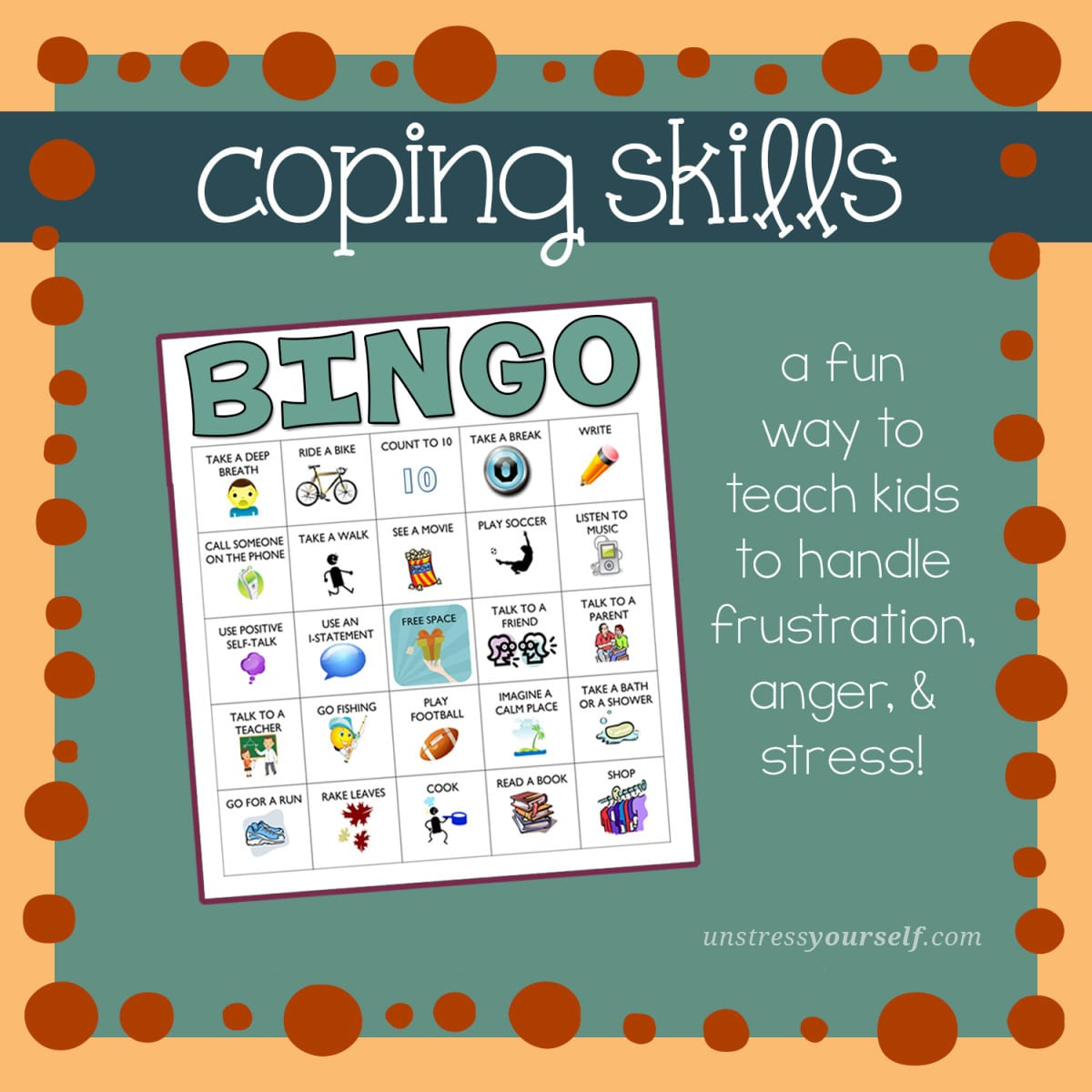 7 Best Coping Skills Worksheets From Around The Web
