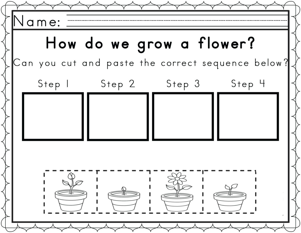Activity Worksheets For 4 Year Olds Openaheetco