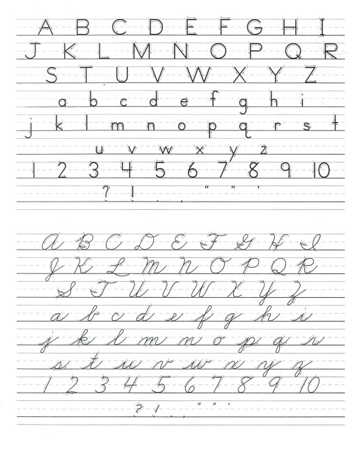 small resolution of Cursive Worksheet In Filipino   Printable Worksheets and Activities for  Teachers