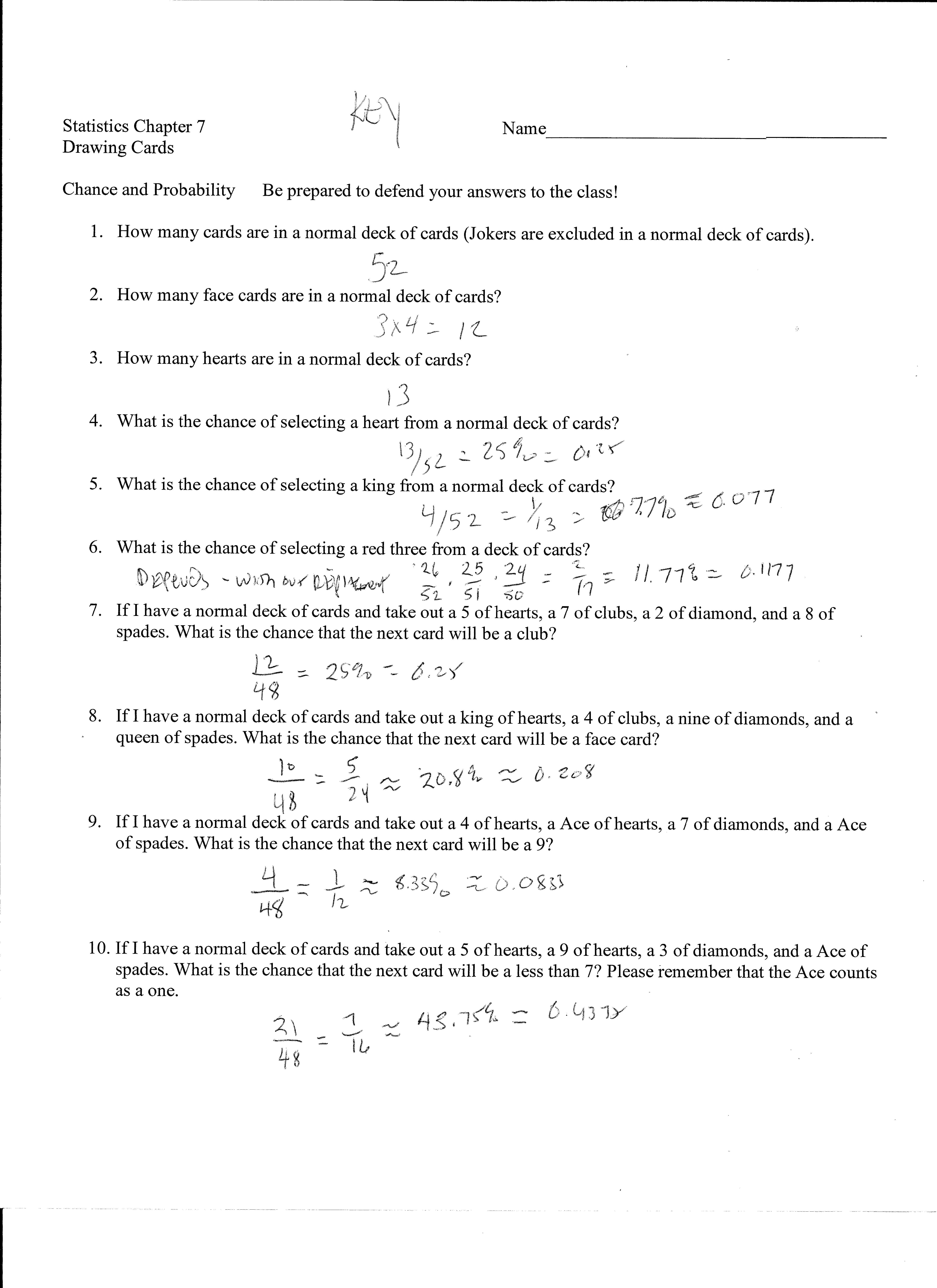 Direct And Inverse Variation Worksheet With Answers Yooob