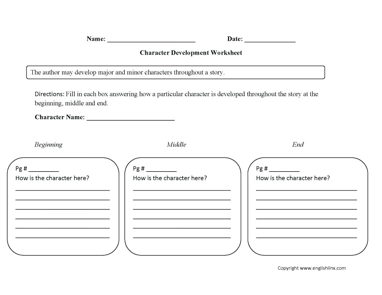 Education Worksheets Character Education Worksheets The