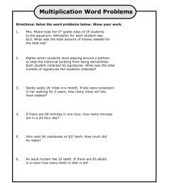 3rd Grade Math Word Problems   www.robertdee.org [ 2484 x 1920 Pixel ]