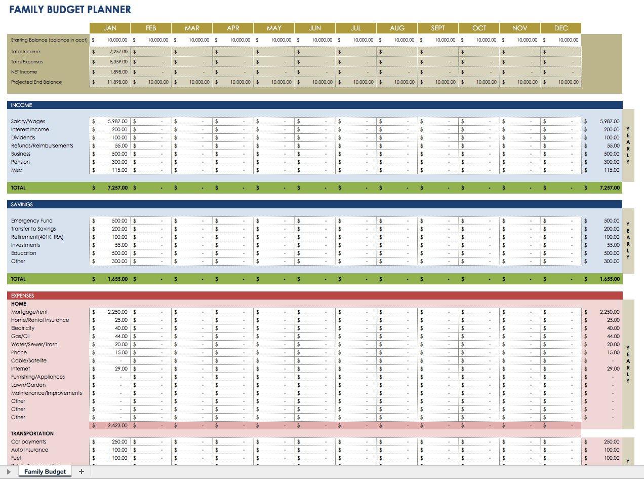 Fidelity Retirement Income Planner Worksheet