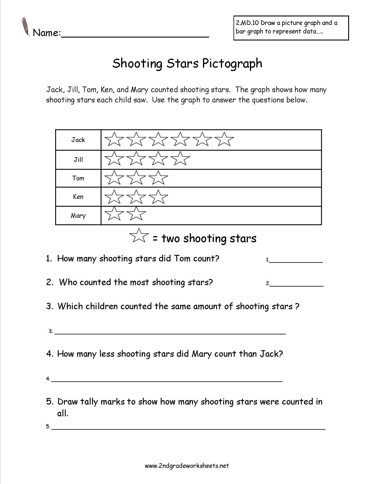 hight resolution of Bar Graph Worksheets 3rd Grade   Printable Worksheets and Activities for  Teachers