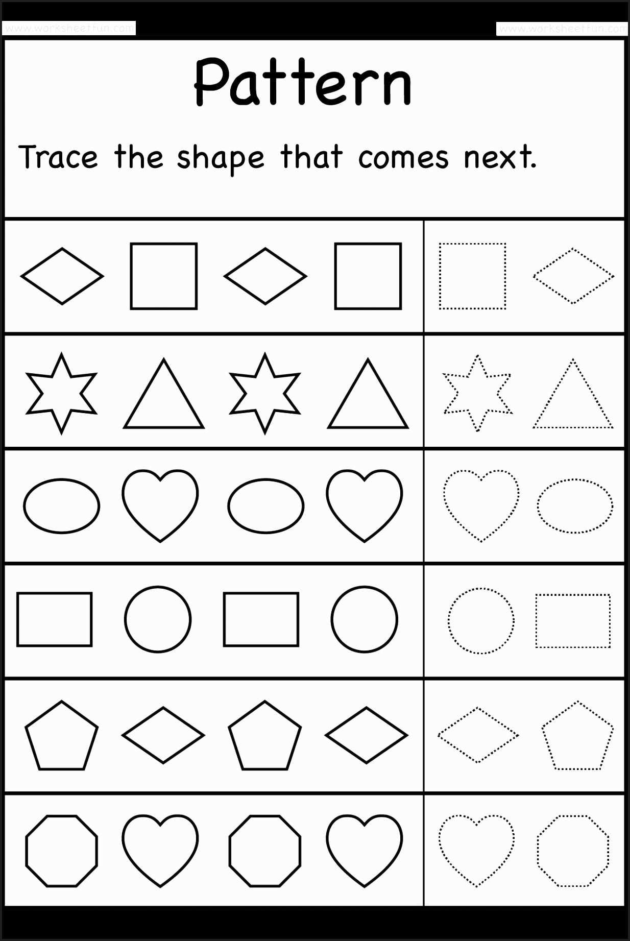 Free Name Tracing Worksheets For Preschool Math Worksheet