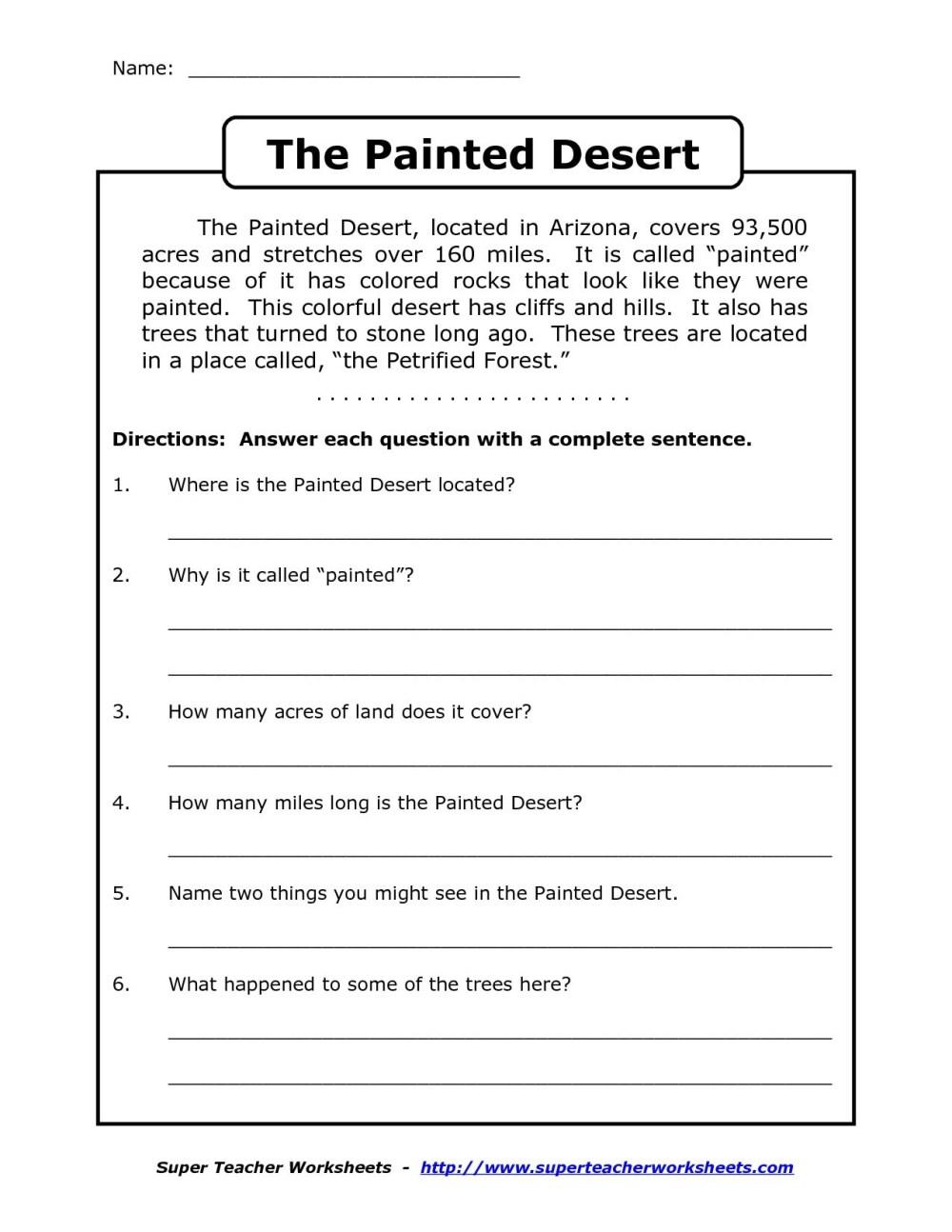 medium resolution of 2nd Grade Sentence Worksheets Free Printable   Printable Worksheets and  Activities for Teachers