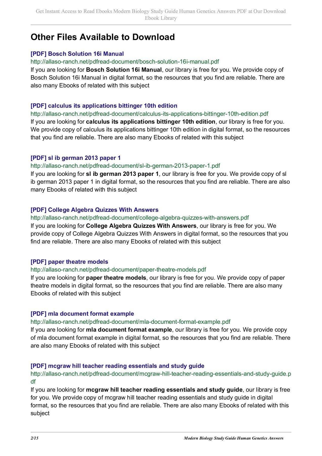 Harry Potter Genetics Worksheet