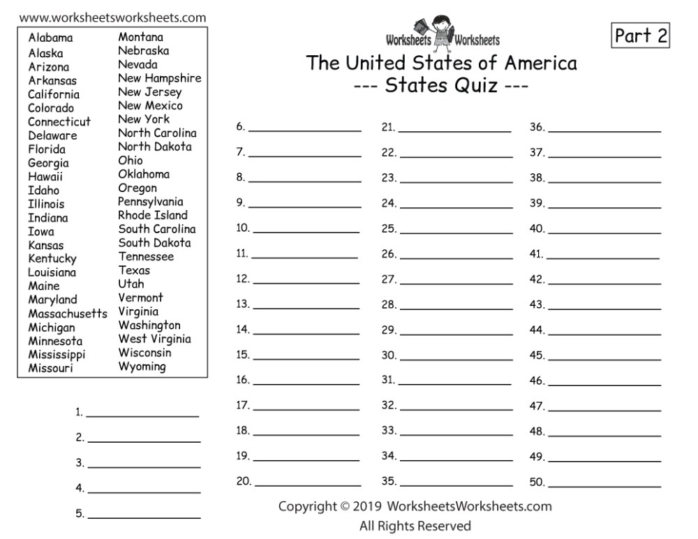 medium resolution of 5th Grade World Geography Worksheet   Printable Worksheets and Activities  for Teachers