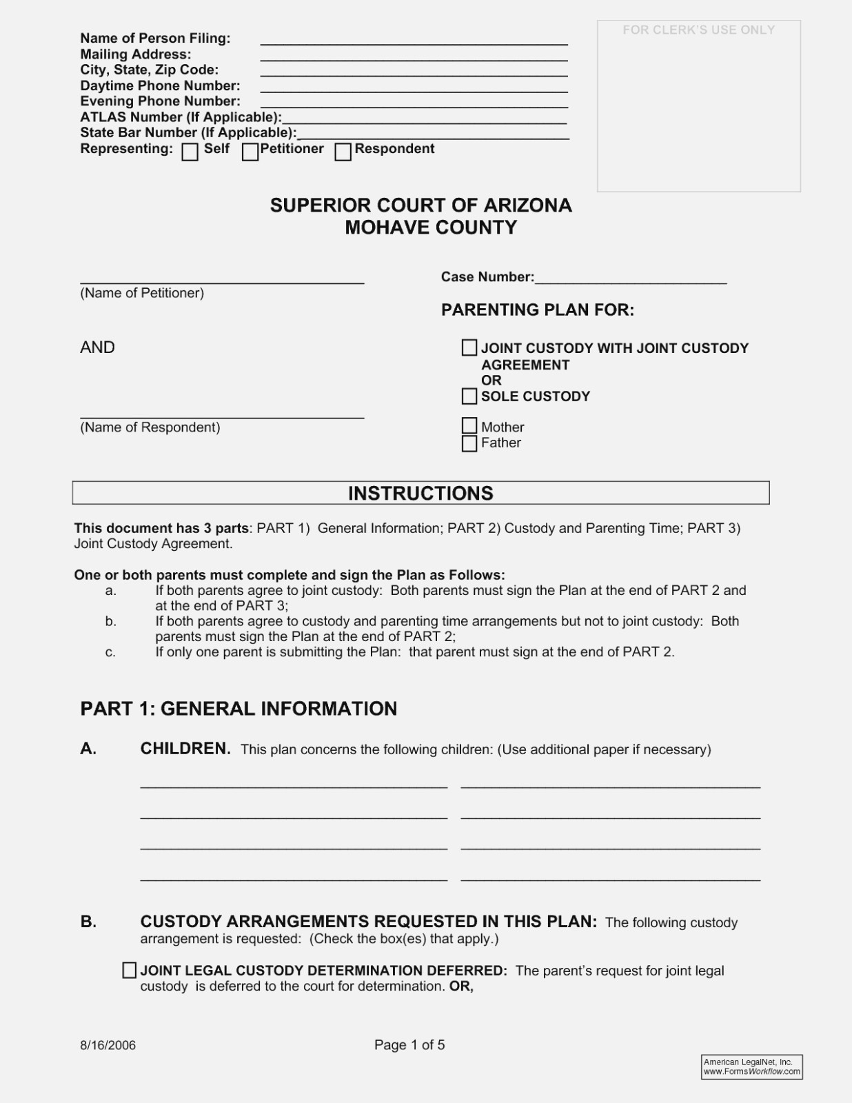 Kansas Child Support Worksheet Excel Lovely Child Support