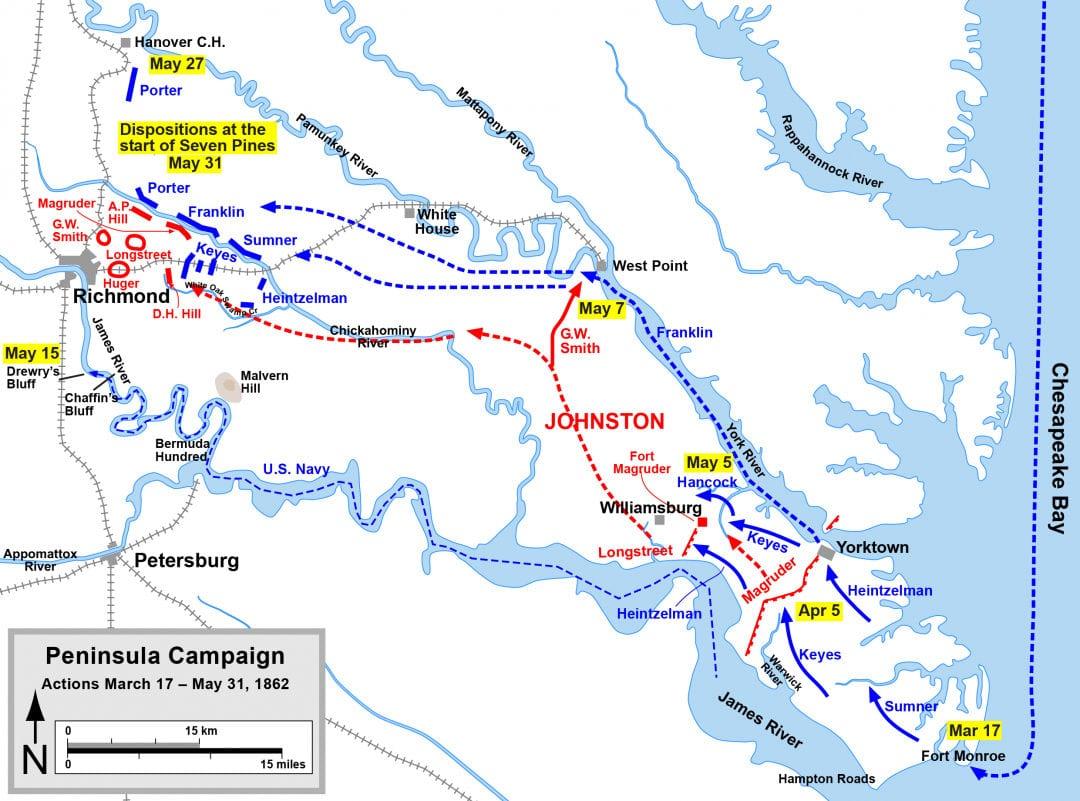 Civil War Battles Map Worksheet