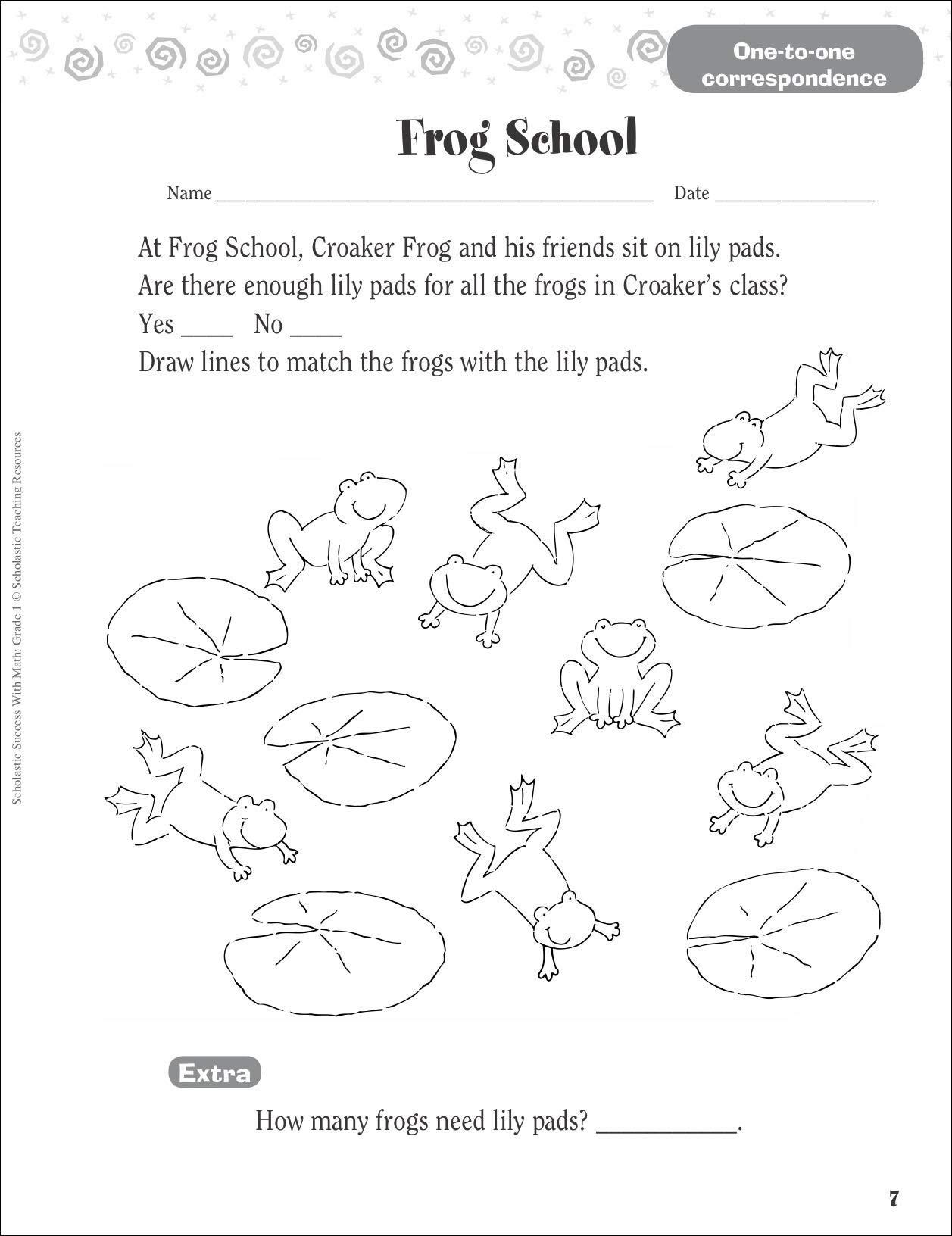 Skills Tutor Worksheets