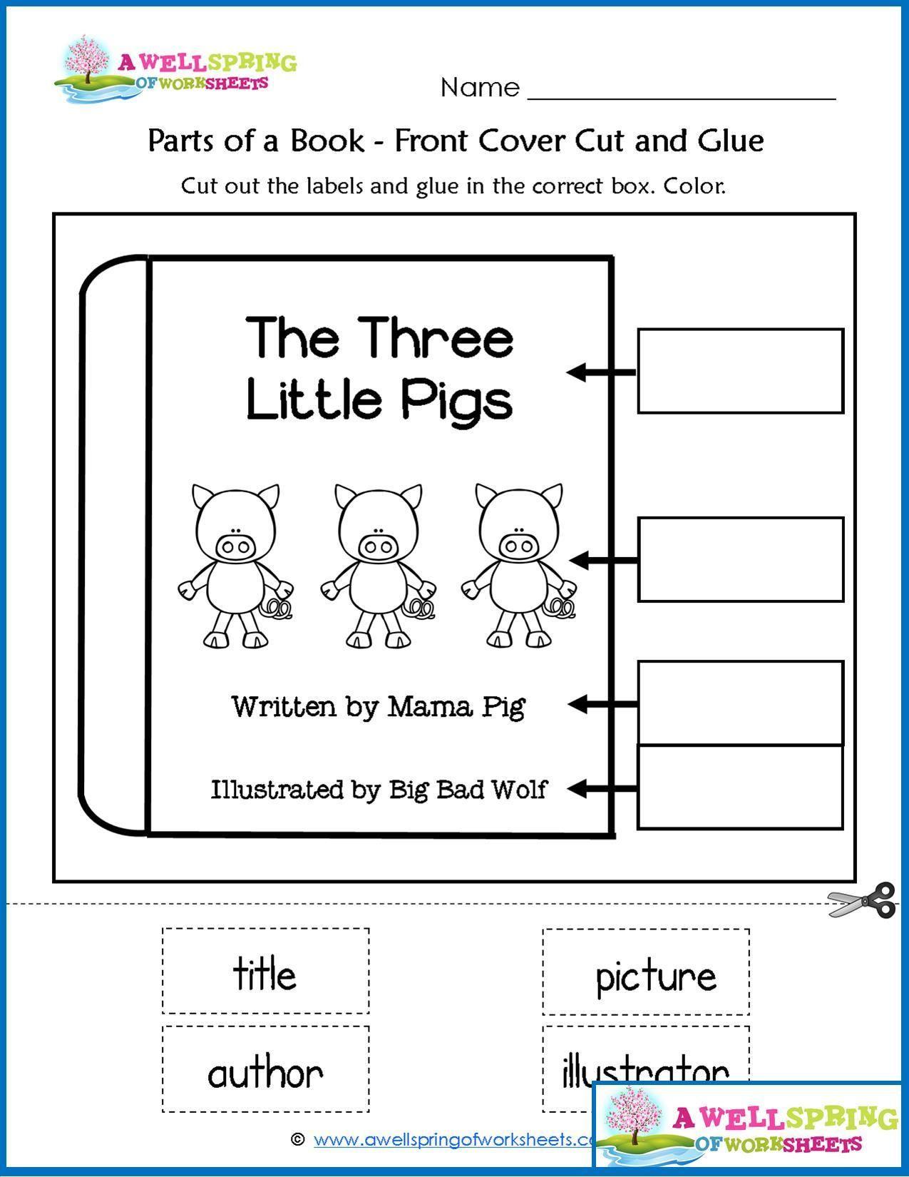 Kindergarten Christmas Carol Worksheets Printable Short