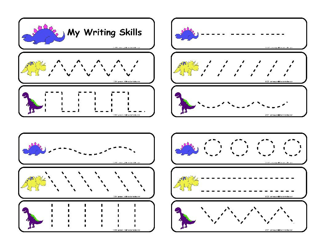 Kindergarten Writing Number Worksheet Easiest Words Spell