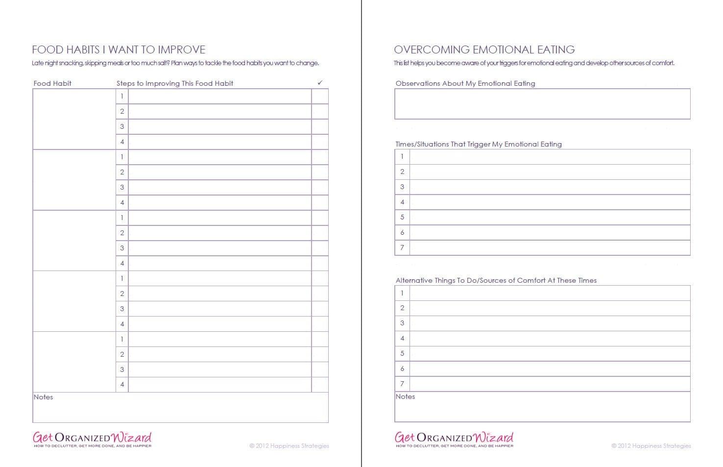 Money Management Worksheets For Students