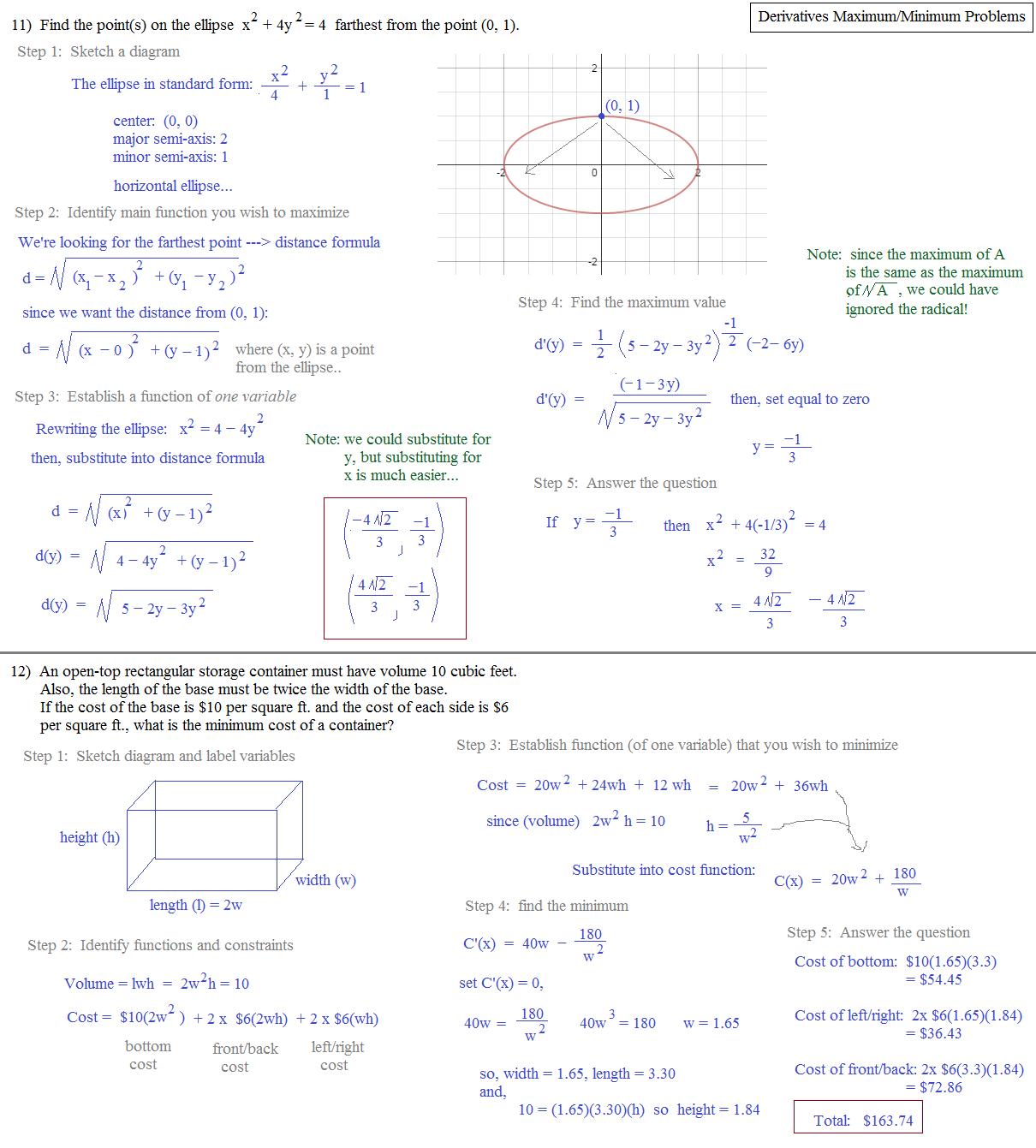 Functions Word Problems Worksheet