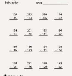 8th Grade Math Skills Worksheets   Printable Worksheets and Activities for  Teachers [ 1435 x 1109 Pixel ]