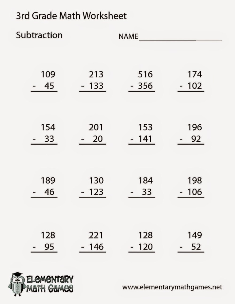medium resolution of 8th Grade Math Skills Worksheets   Printable Worksheets and Activities for  Teachers