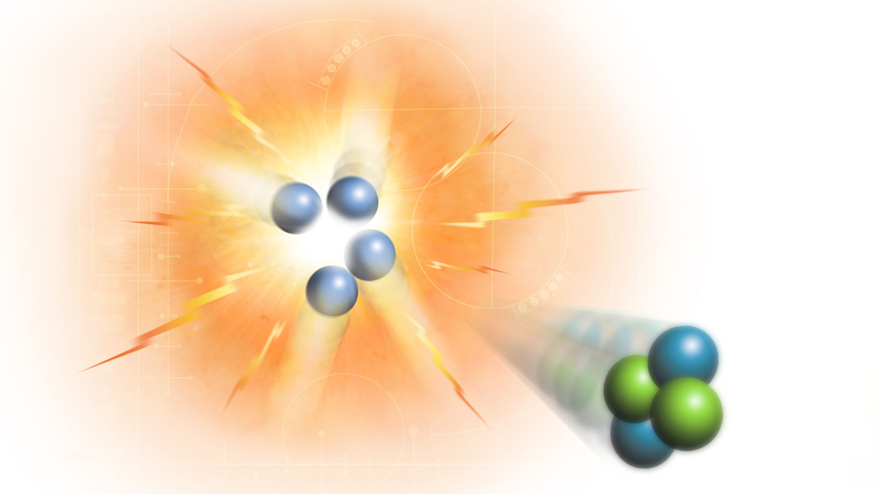 Nuclear Fission Versus Nuclear Fusion