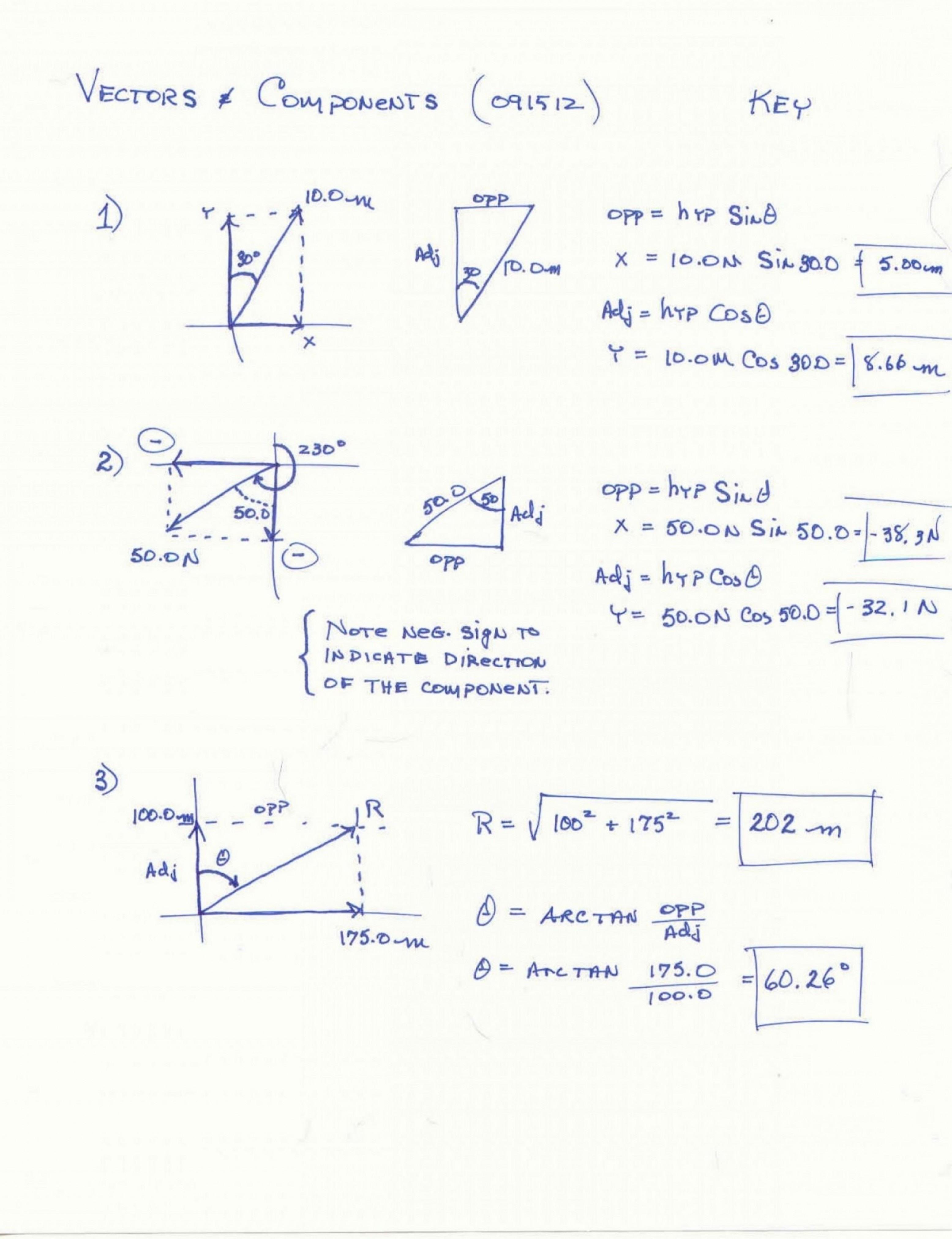 Precalculus Vectors Worksheet Savoyuptown