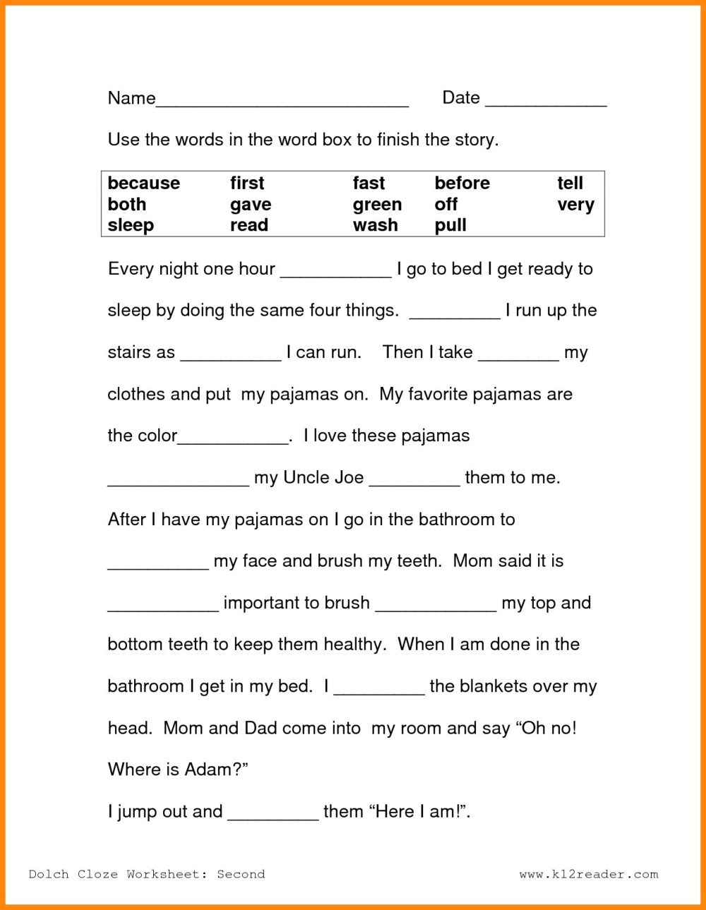 medium resolution of Free English Worksheets 5th Grade   Printable Worksheets and Activities for  Teachers