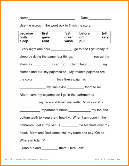 small resolution of Free English Worksheets 5th Grade   Printable Worksheets and Activities for  Teachers