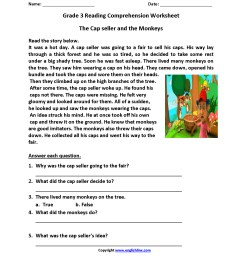 3rd Grade Idioms Worksheets   Printable Worksheets and Activities for  Teachers [ 2200 x 1700 Pixel ]