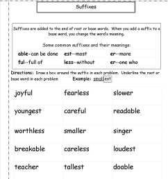 Latin Root Word Worksheet   Printable Worksheets and Activities for  Teachers [ 1650 x 1275 Pixel ]