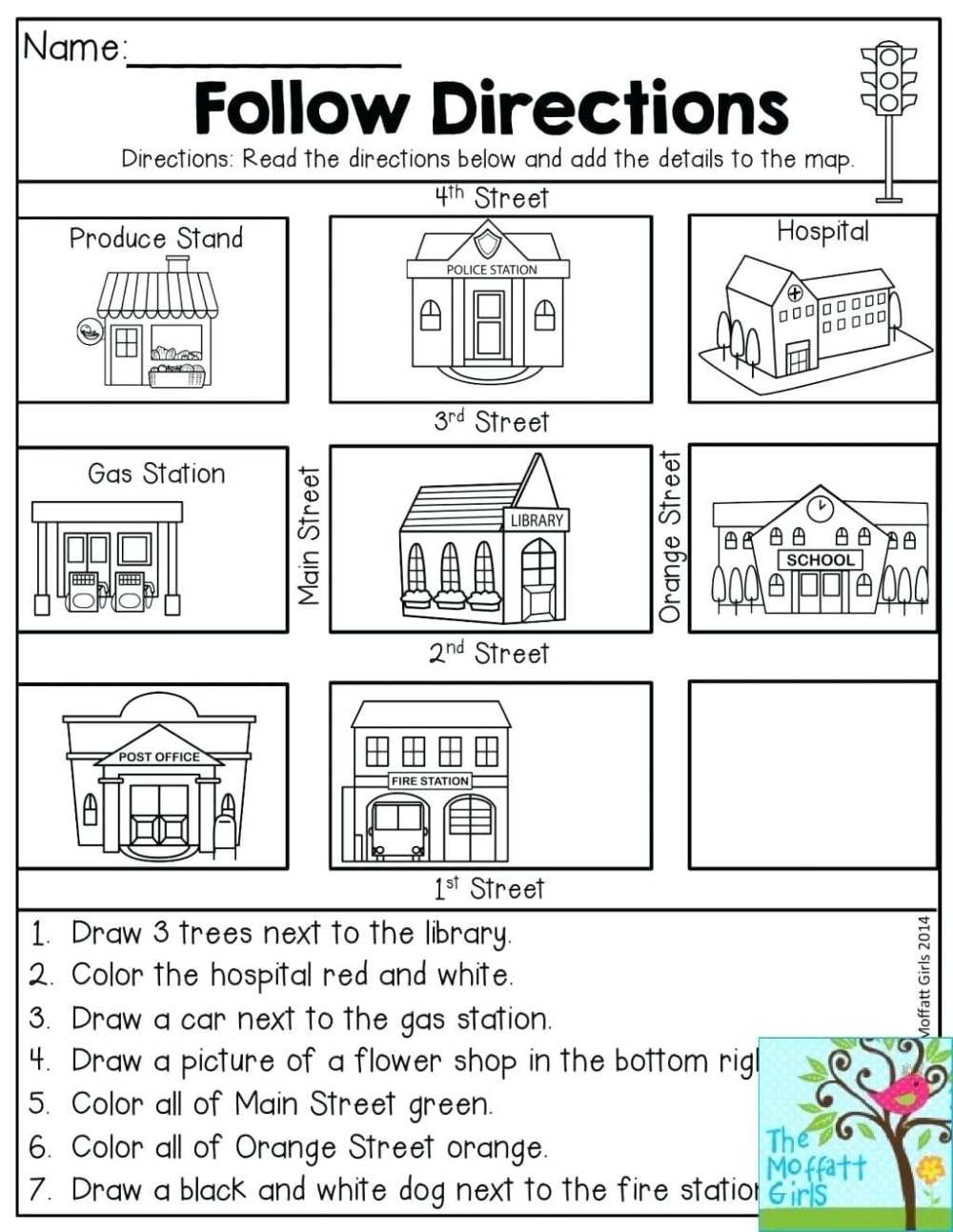 medium resolution of 8th Grade Map Skills Worksheets   Printable Worksheets and Activities for  Teachers