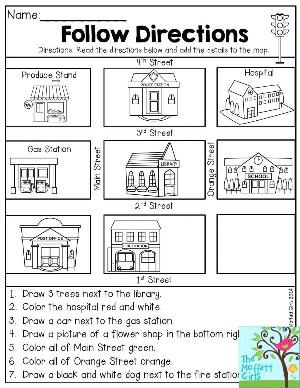 hight resolution of 8th Grade Map Skills Worksheets   Printable Worksheets and Activities for  Teachers