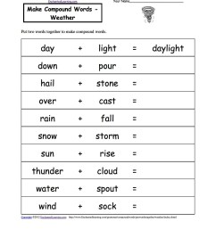 Sixth Grade Weather Worksheets   Printable Worksheets and Activities for  Teachers [ 1649 x 1275 Pixel ]