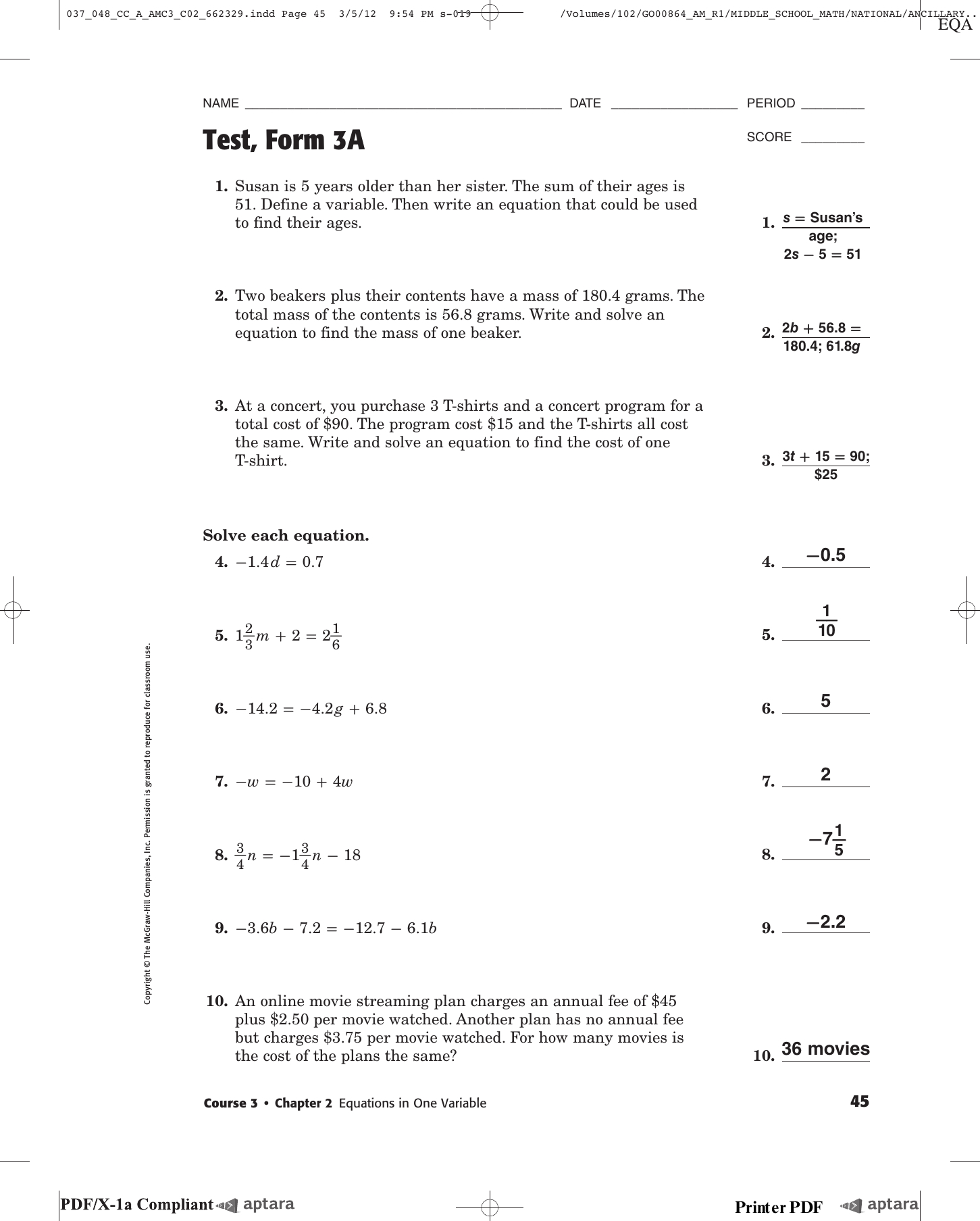 hight resolution of 3 Nf 1 Worksheet   Printable Worksheets and Activities for Teachers