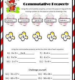 Fourth Grade Distributive Property Worksheets   Printable Worksheets and  Activities for Teachers [ 1345 x 1024 Pixel ]