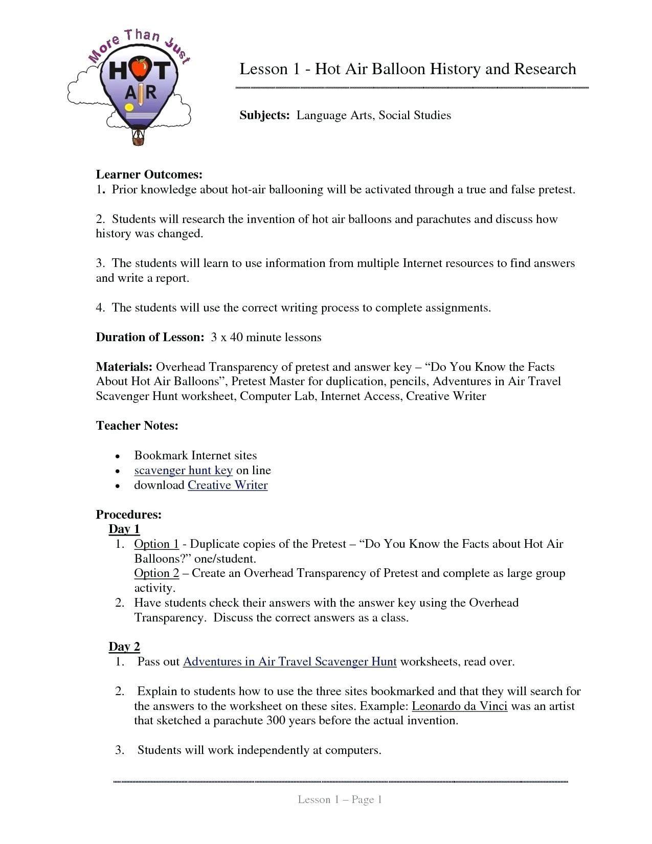 Bill Nye Heat Worksheet Answers
