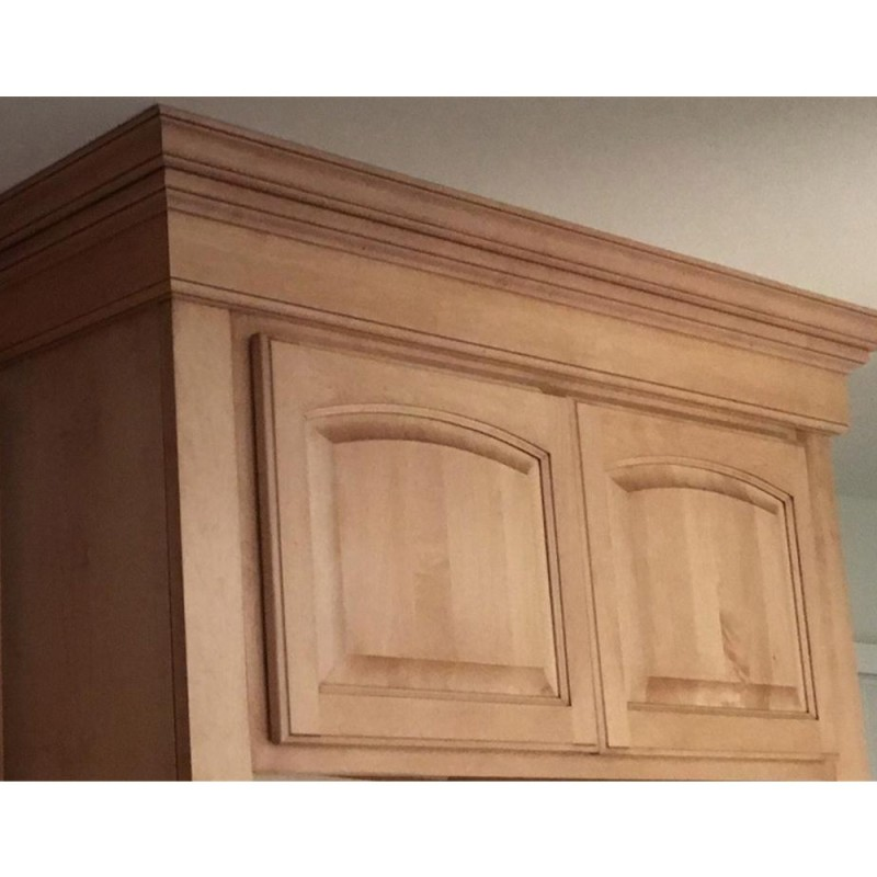 crown molding for kitchen cabinets stove hoods cabinet units - home options db homes