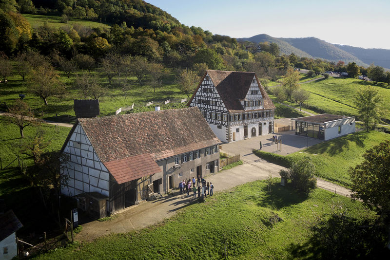 Freilichtmuseum Beuren  Urlaubsland BadenWrttemberg