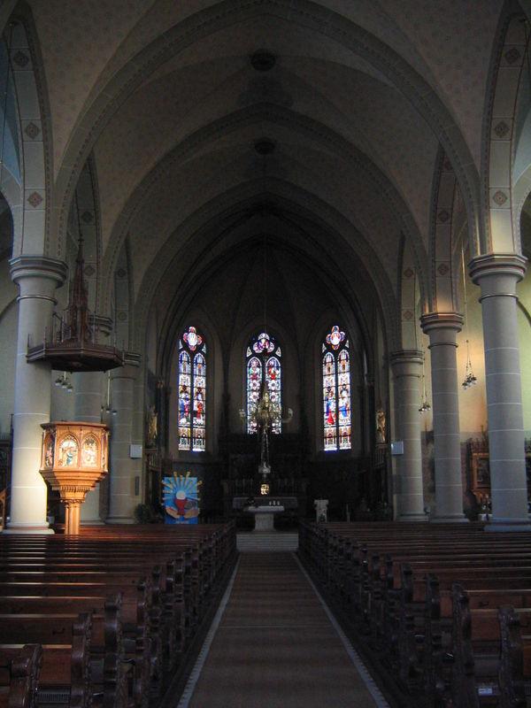 St Peter und Paul Ellwangen  Urlaubsland BadenWrttemberg