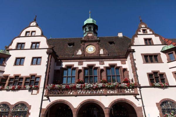 Visitar Friburgo | Nuevo Ayuntamiento de Friburgo