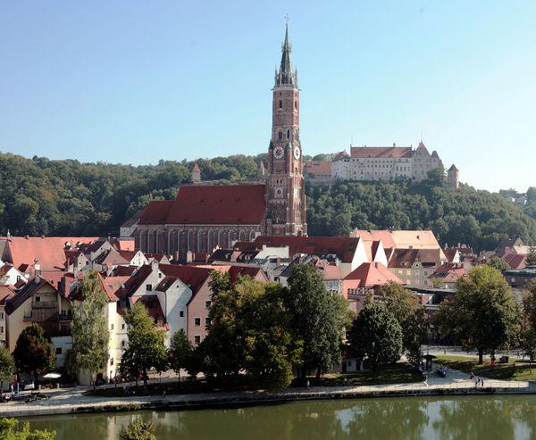 Landshut  Tourismusverband Ostbayern eV