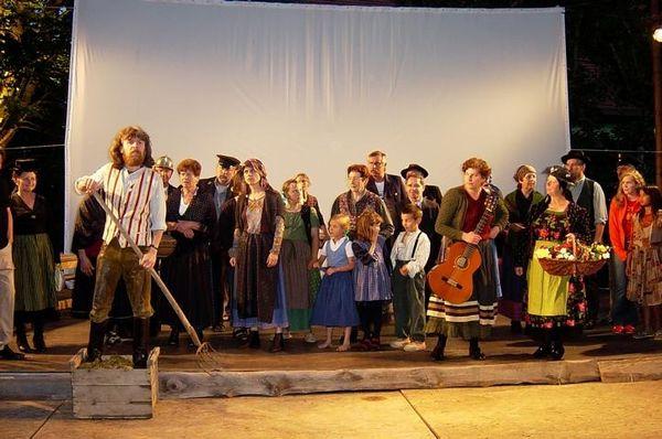 Festspiele in Ostbayern  Tourismusverband Ostbayern eV