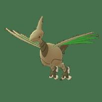 Shiny Skarmory Pokémon GO