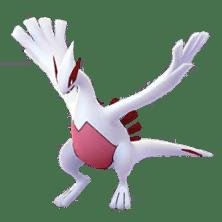 Pokemon GO Shiny Lugia