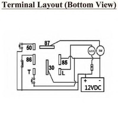Bosch Relay Module Dual Relay Module Wiring Diagram ~ Odicis