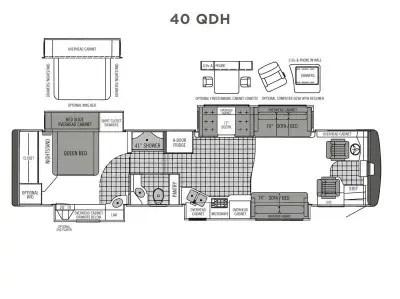 Winnebago Motorhomes Floor Plans, Winnebago, Free Engine
