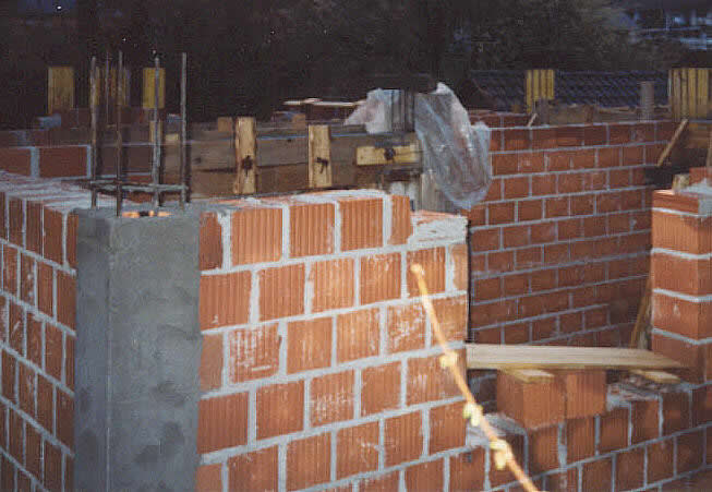 Materials And Construction Masonry Walls