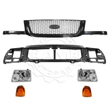2002 Ford Ranger Grille at AM Autoparts
