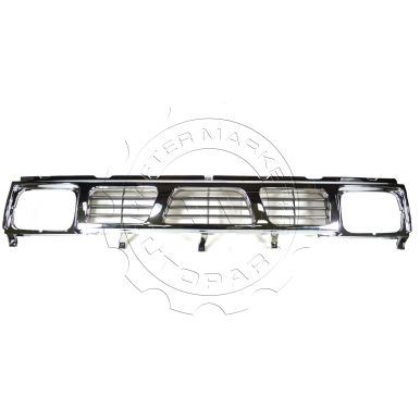 Nissan D21 Hardbody Pickup Grille at AM Autoparts