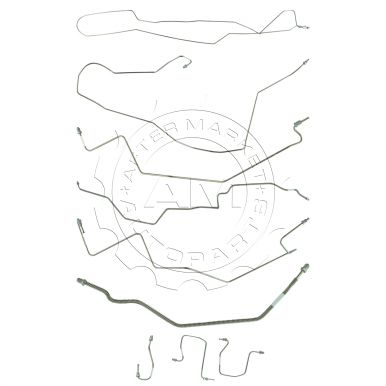 Dodge Ram 1500 Truck Brake Hoses, Lines, and Fittings at