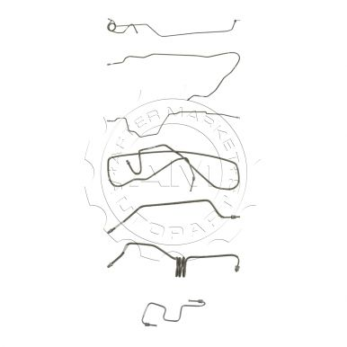 1999 Ford F150 Truck Brake Hoses, Lines, and Fittings at